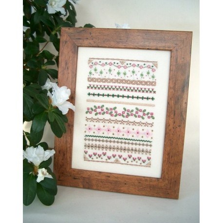 Sunken Treasures Petite Flowers Sampler Kit