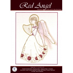 Red Angel Goldwork Kit