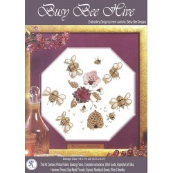 Busy Bee Hive Goldwork Kit