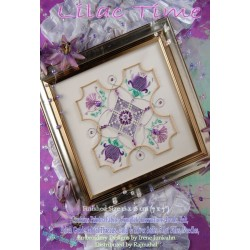 Lilac Time Goldwork Kit