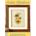 Golden Sunflower Goldwork Kit