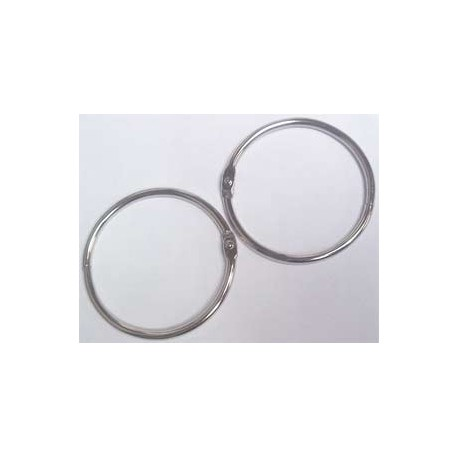 Lockable Project Rings (Small - 2 pc)